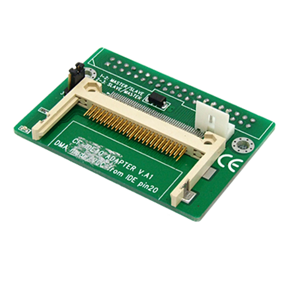 Compact-Flash-IDE-Female-Adapter-Bend-CF-to-40-Pin-Lpbtn