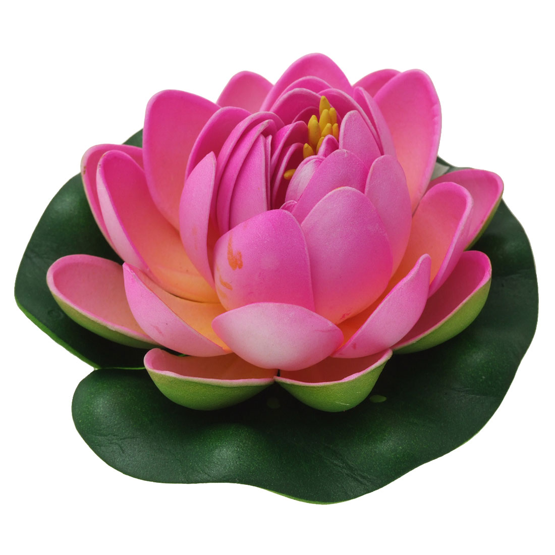 Aquarium-Decoration-Lotus-Plant-Fish-Ornament-Deocr-Pnk