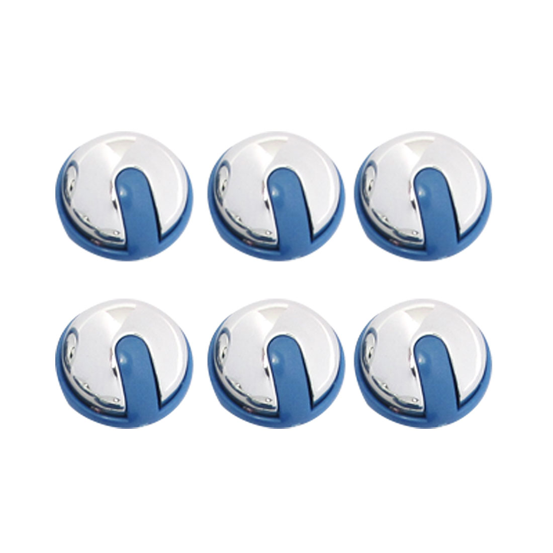 Mini-Half-Ball-Car-Door-Decorative-Guard-Stickers-8Pcs