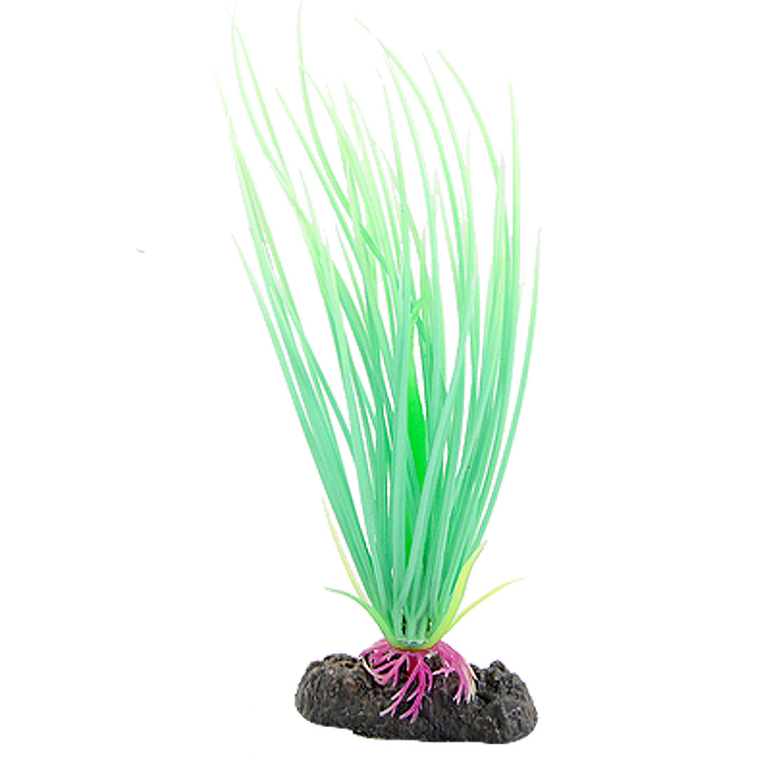 Green-Luminous-Plastic-Plants-Ornament-for-Fish-Tank