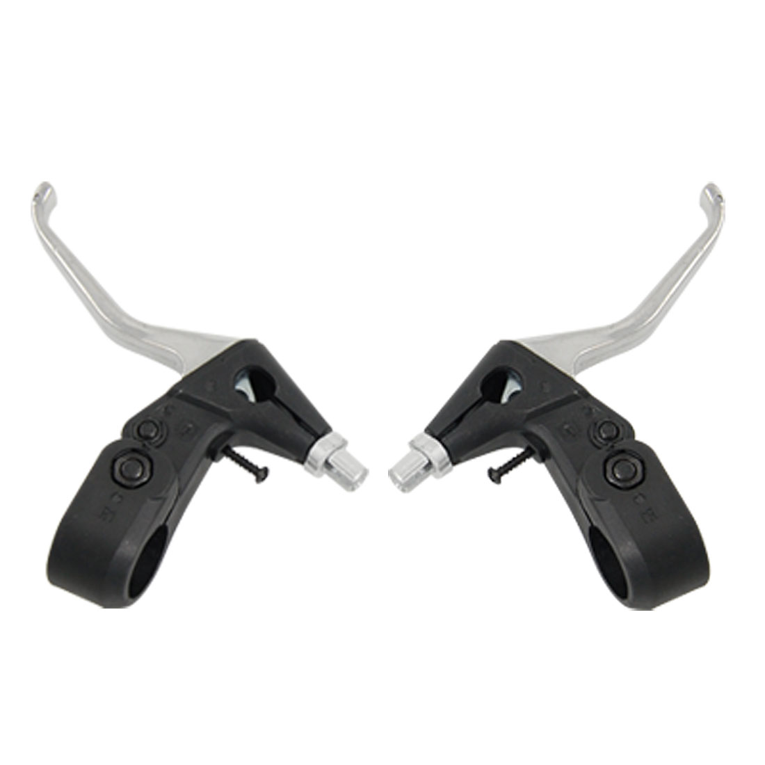 Bicycle-2-Pcs-Scalable-Right-Left-Brake-Lever-Handle