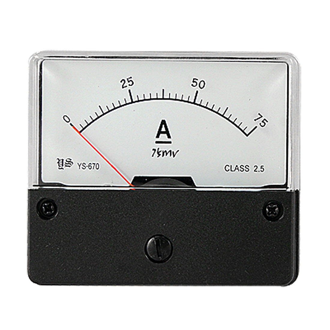 DC-0-75A-Rectangle-Panel-Analog-AMP-Meter-Amperemeter