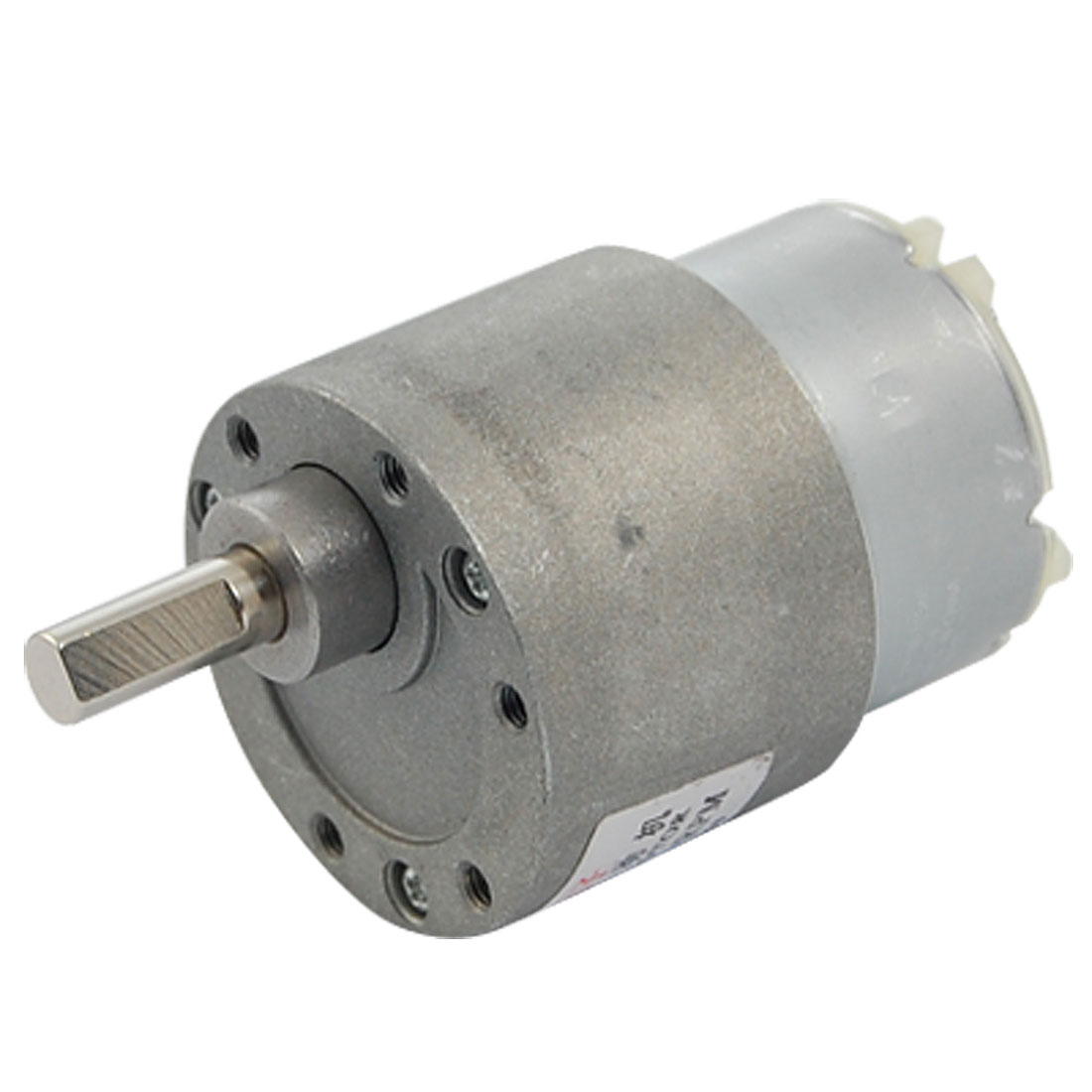 20RPM-Output-Speed-12V-Rated-Voltage-DC-Geared-Motor
