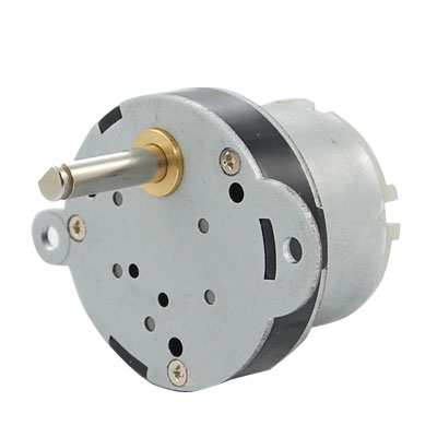 2RPM-Output-Speed-12V-Rated-Voltage-0-06A-DC-Geared-Motor