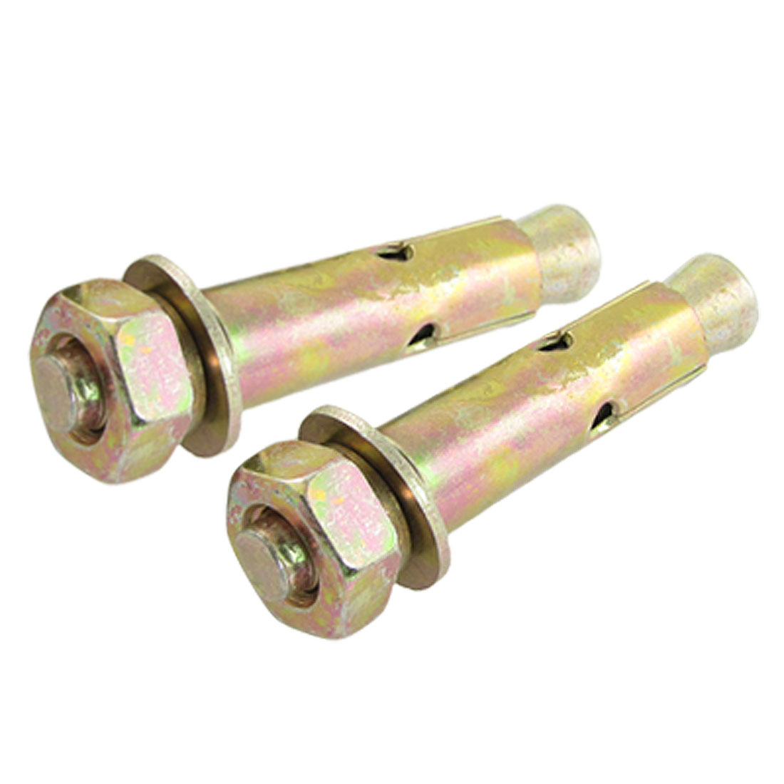 2-Pcs-M10-x-70mm-Hex-Nut-Expansion-Bolt-Sleeve-Anchors-Efxbc
