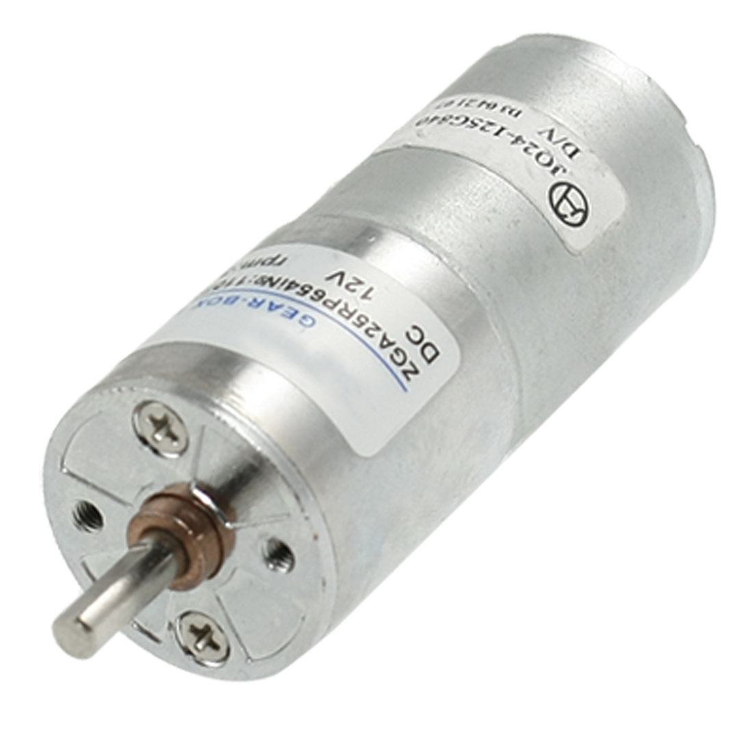 3RPM-1-8kg-cm-DC-24V-0-12A-Speed-Reducing-Geared-Motor