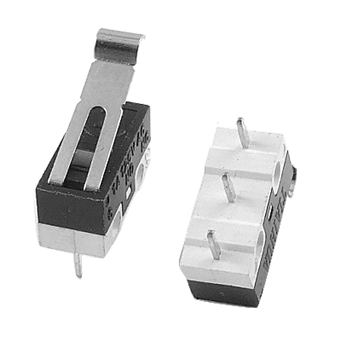 AC-125V-1A-SPDT-1NO-1NC-Momentary-Miniature-Micro-Switch-w-Hooked-Lever-10-Pcs