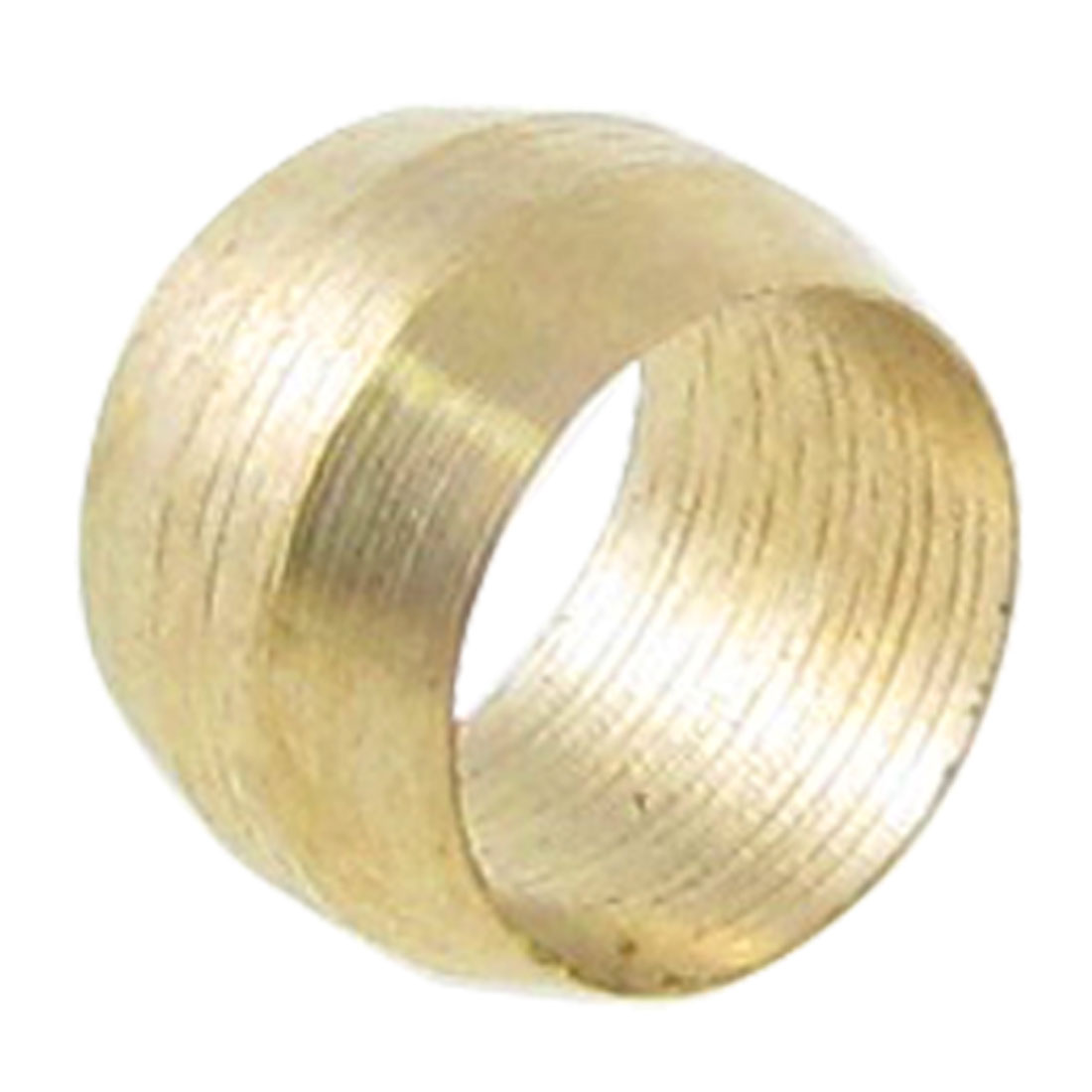 Compression-Fittings-Gold-Tone-Brass-Tubing-Sleeve-Ring-15-64