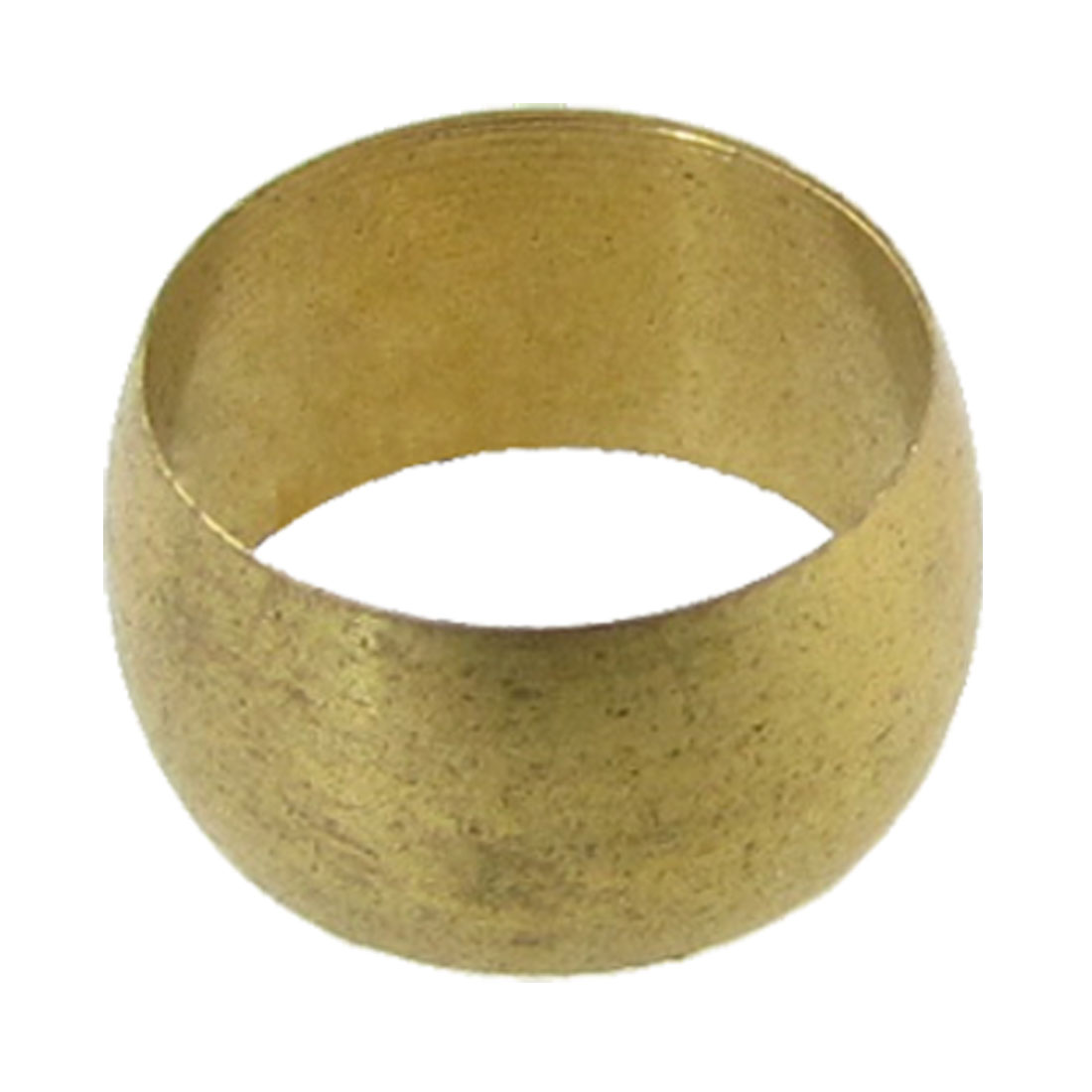 0-39-Diameter-Gold-Tone-Brass-Compression-Tubing-Sleeve