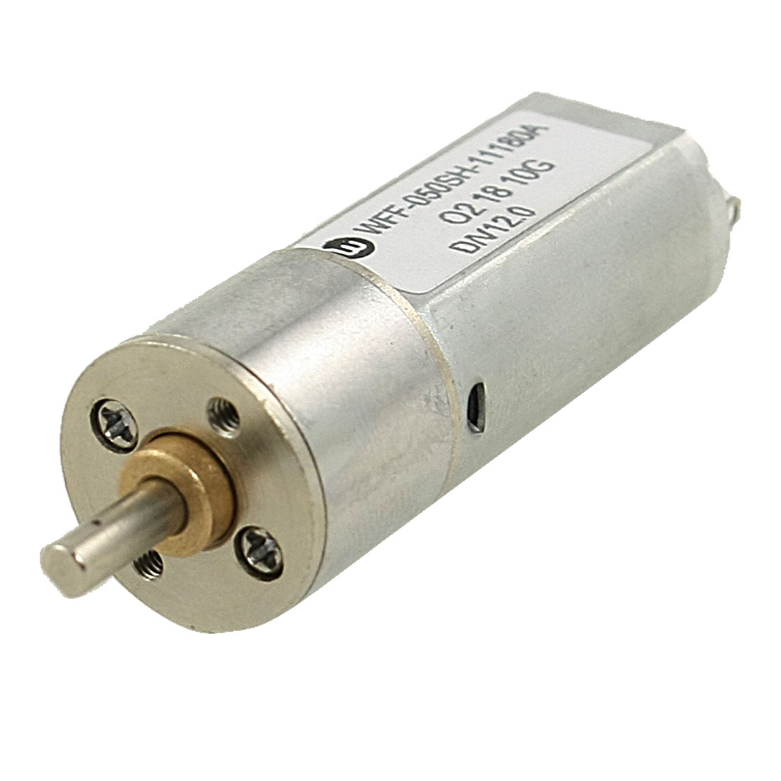 300RPM-12V-0-6A-High-Torque-Mini-Electric-DC-Geared-Motor