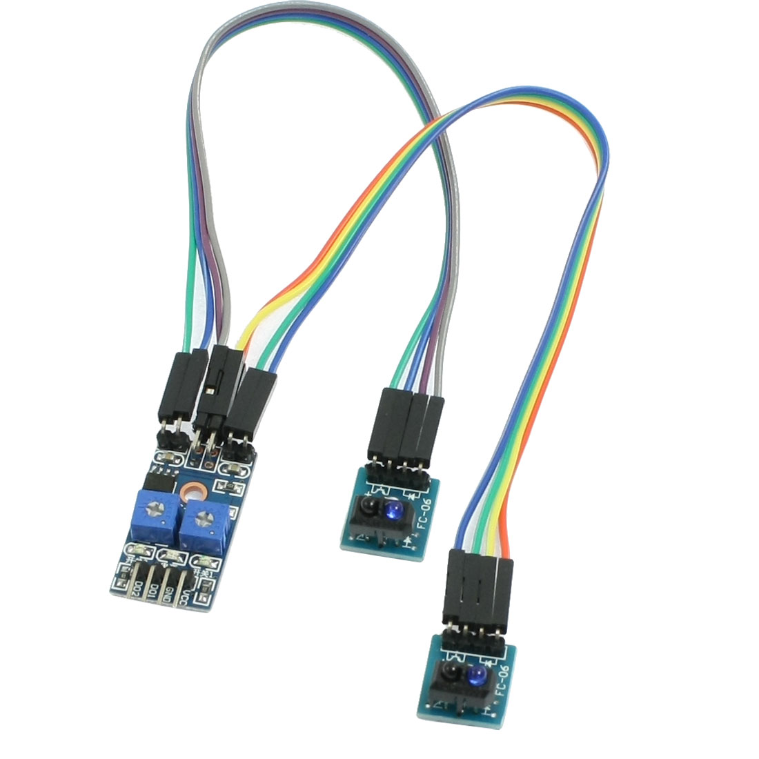 Indicator-Light-2-Channel-Infrared-Line-Track-Follower-Sensor-Module