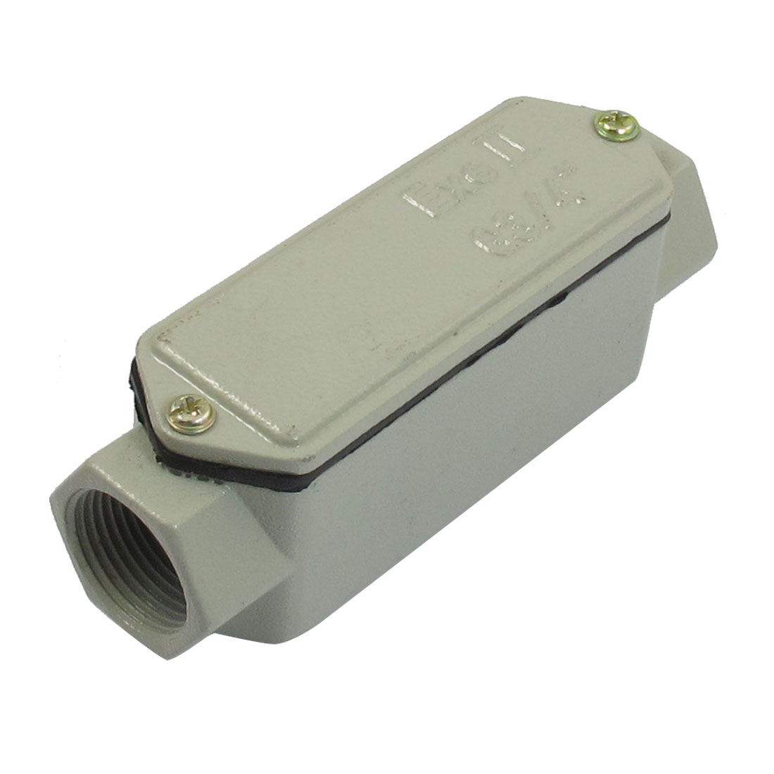 G3-4-Metal-2-Hole-Linear-Explosion-proof-Conduit-Outlet-Box-Fnpwx