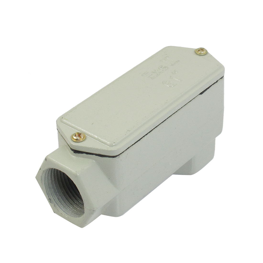 Metal-Right-Angle-2-Hub-G1-Explosion-proof-Conduit-Outlet-Box-Jmguy