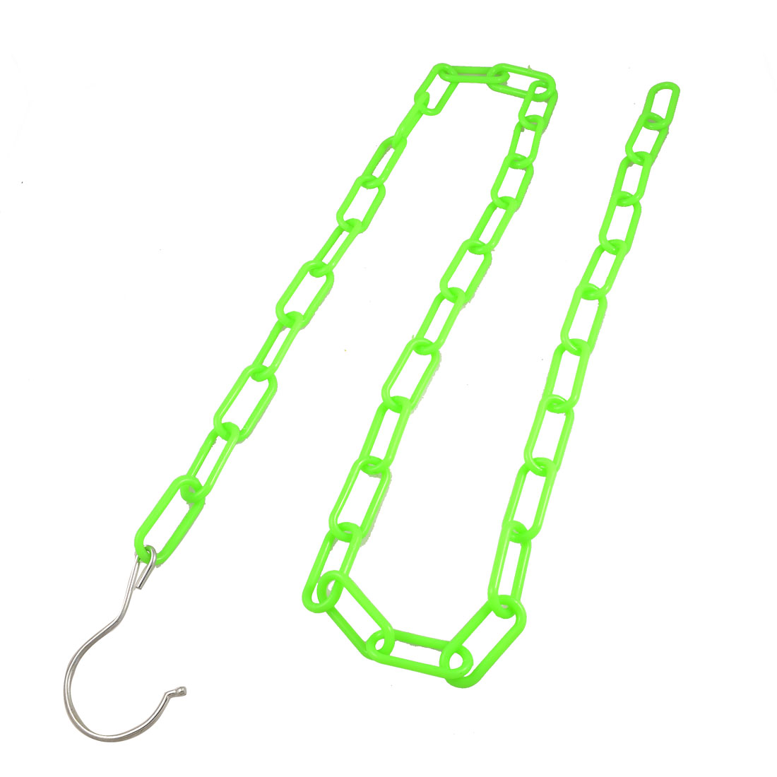 4-3Ft-Length-Bright-Green-Anti-Slip-Household-Clothes-Shirt-Hanging-Line