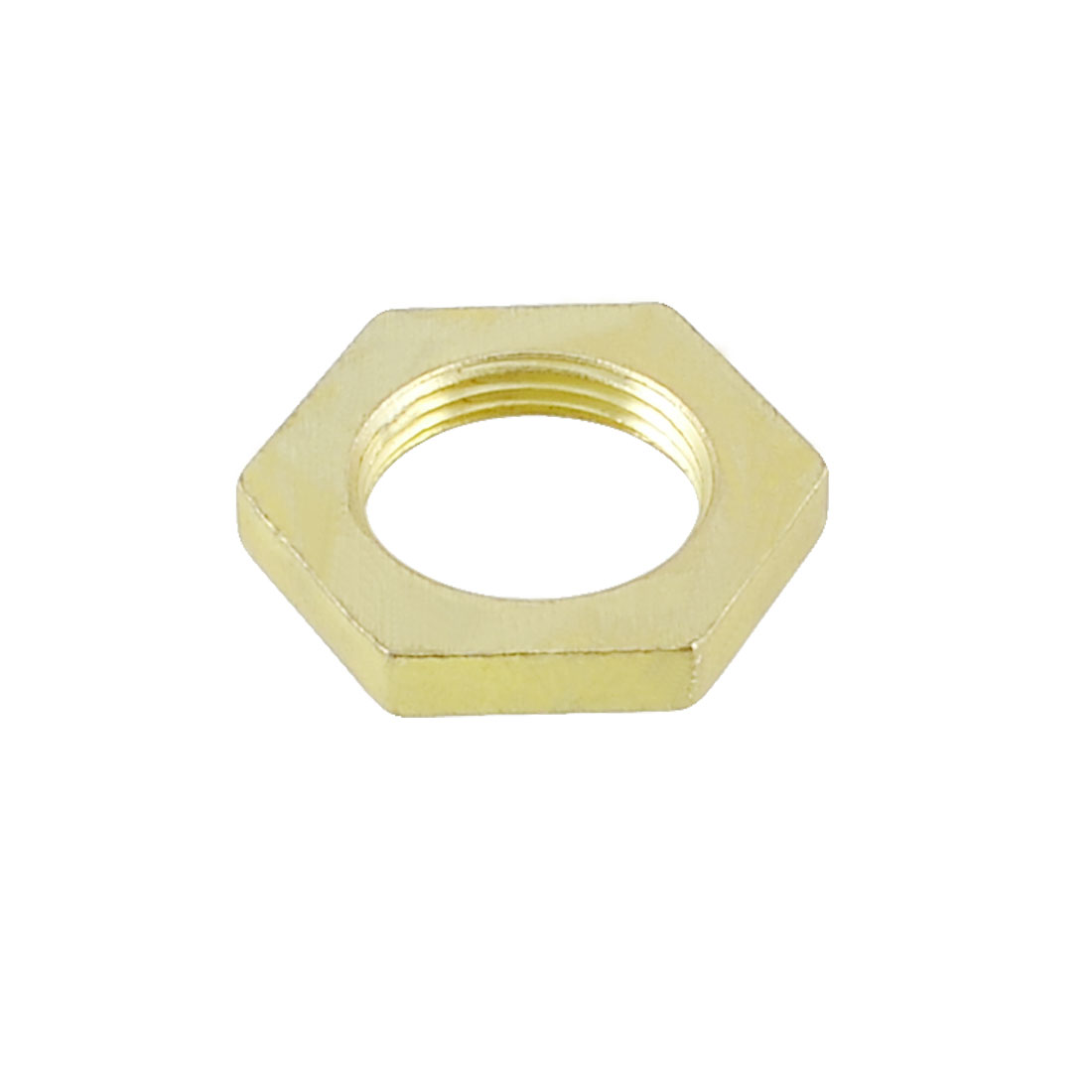 1-2-PT-22mm-Dia-Threaded-Brass-Hex-Screw-Nut-Fastener-for-Washing-Machine