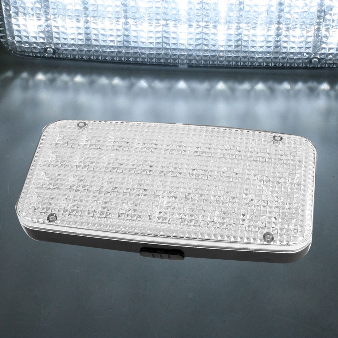 36 LED Car Vehicle Dome Roof Ceiling Interior Light Lamp White