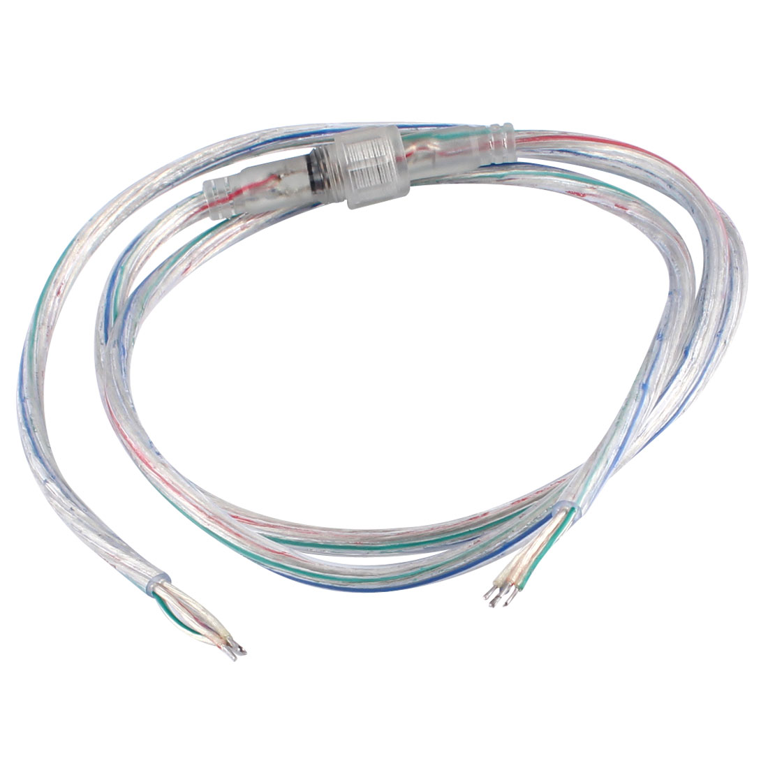 Male-Female-LED-Strip-Light-4-Pin-Waterproof-Extention-Cable-Wire-1M