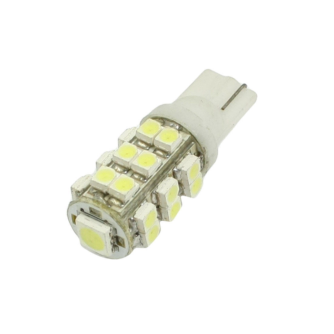 Auto-Vehicle-White-T10-W5W-24-3528-1210-SMD-LED-Light-Lamp-Bulb