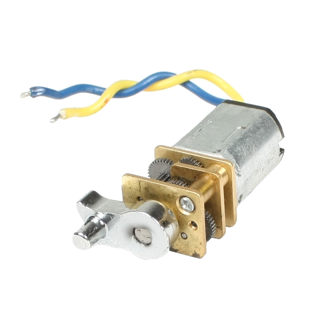 DC-12V-40RPM-Rotary-Speed-Flat-Shape-Electric-Mini-Gear-Motor-N30