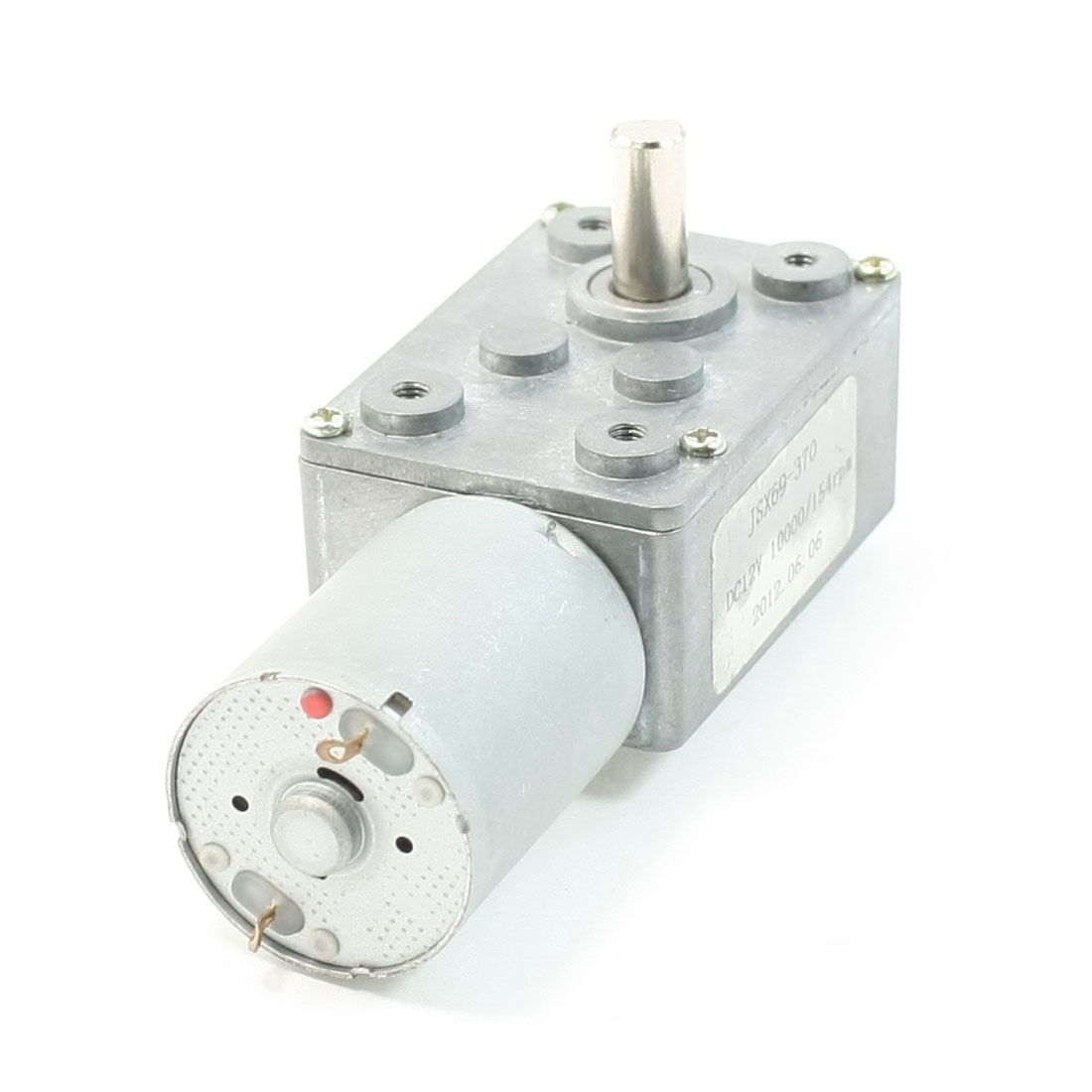 Replacing-Rectangle-Gear-Box-2-Terminal-Electric-Geared-Motor-DC12V-10000-154RPM