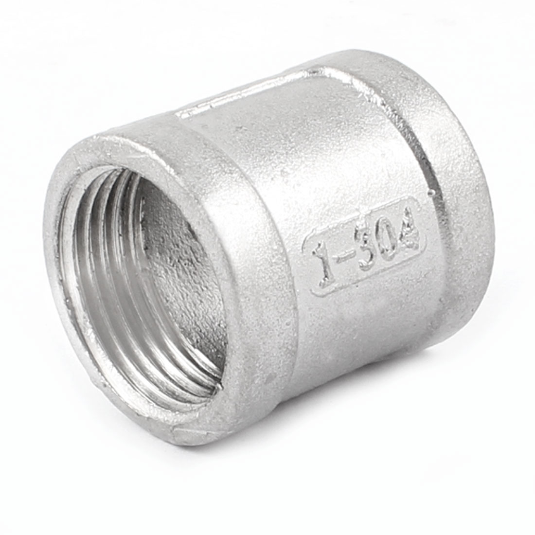 1-PT-Female-Threaded-Straight-Rod-Coupling-Connector-Pipe-Fitting
