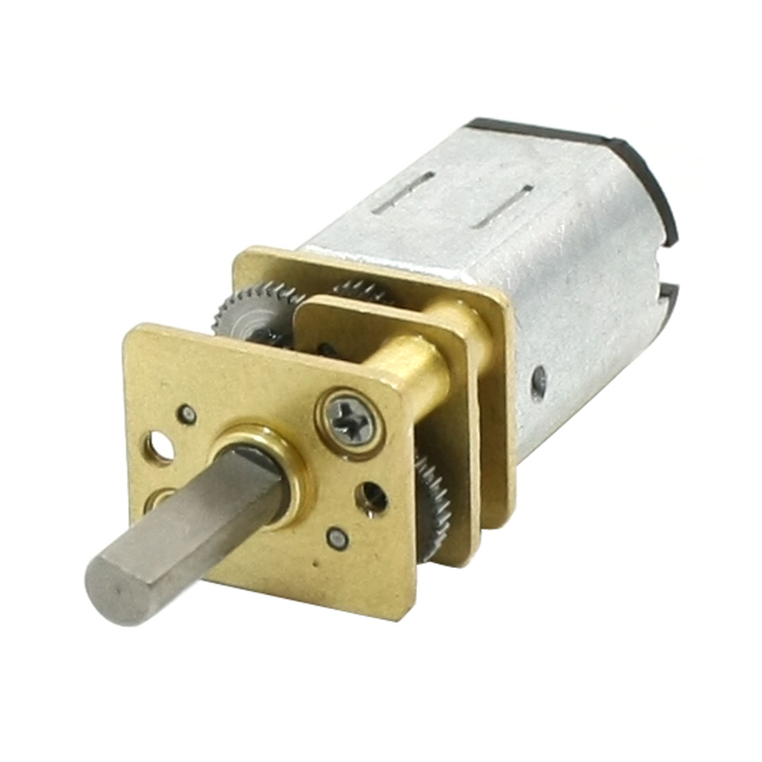 DC6V-50RPM-3mm-Dia-Shaft-Speed-Reducing-DC-Geared-Motor