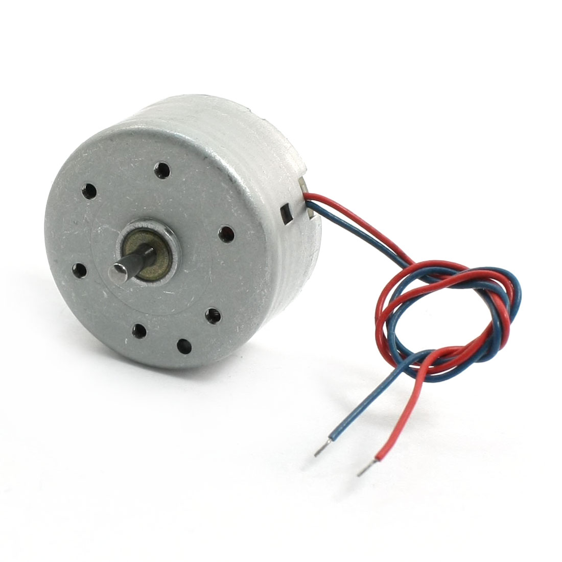 2mm-Shaft-Dia-2-Wired-Connector-Micro-Vibration-Motor-DC-6V-4000RPM