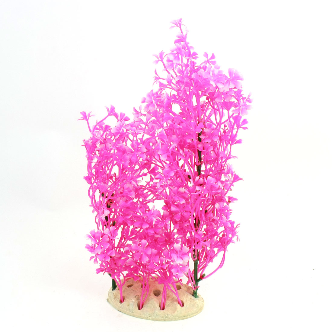 Aquarium-Fish-Tank-Aquascaping-Plastic-Underwater-Plant-Grass-Pink-21cm