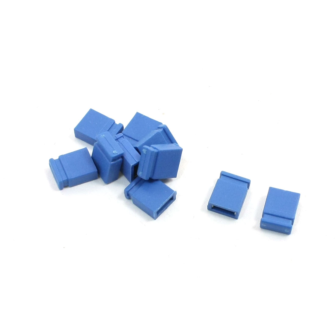 Short-Circuit-Sub-Blocks-Blue-2-54mm-Short-Jumper-Cap-10-Pcs