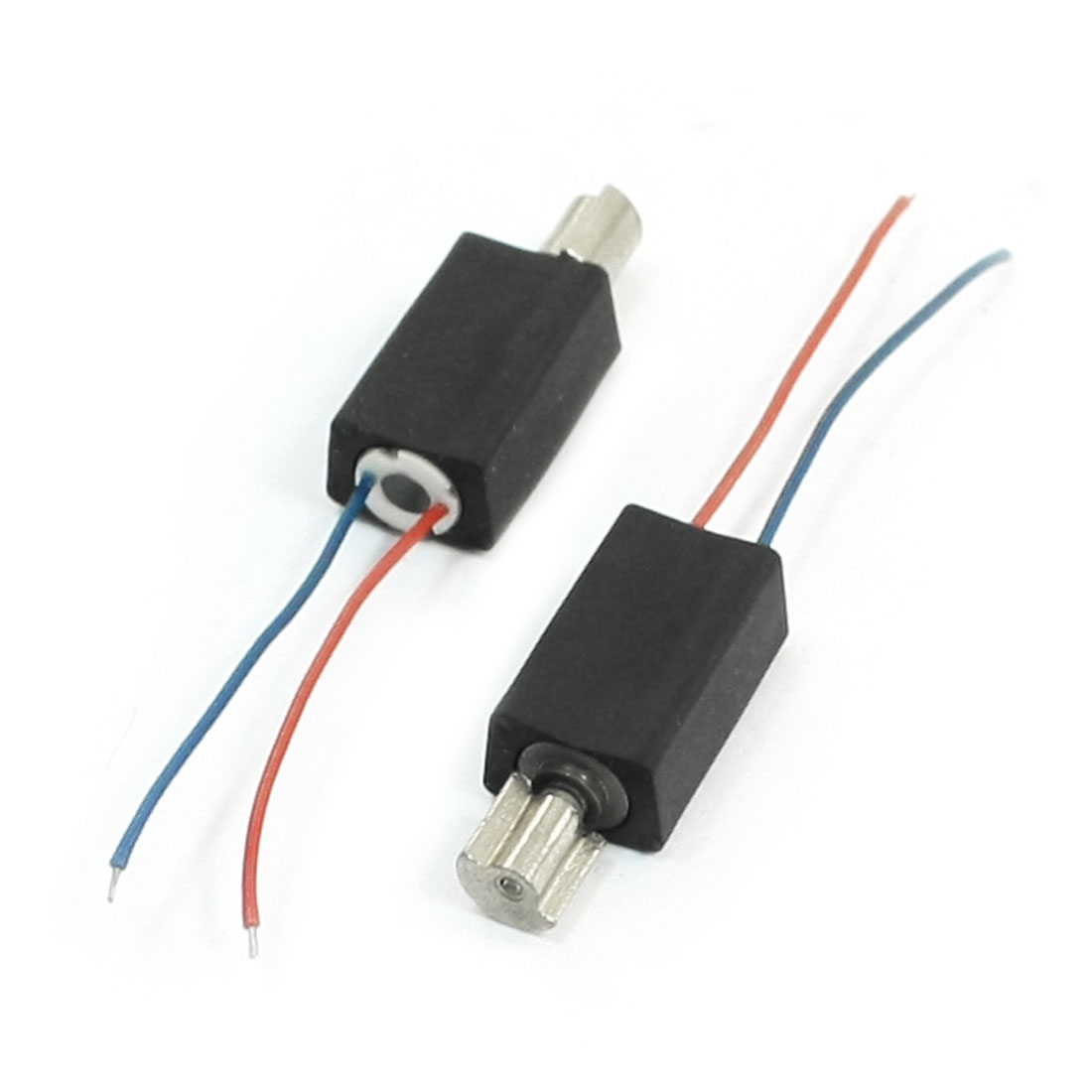 2PCS-RC-Car-Toy-Coreless-Vibrating-Motor-Two-Wire-Connection-DC3V-1000RPM