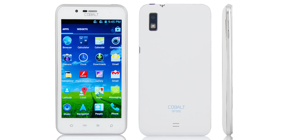 Android Touch Screen Phones