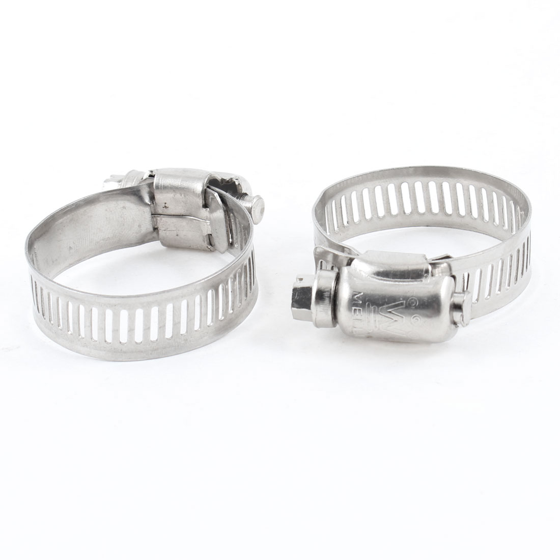 Adjustable-21mm-38mm-Stainless-Steel-Worm-Gear-Hose-Clamps-2-Pcs