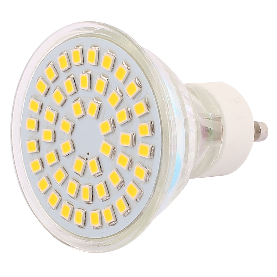 110V-GU10-LED-Light-4W-2835-SMD-48-LEDs-Spotlight-Lamp-Bulb-Lighting-Warm-White