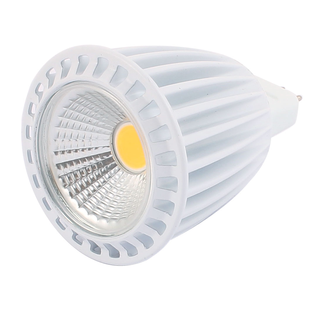 DC12V-7W-MR16-COB-Integrated-Chip-LED-Spotlight-Lamp-Bulb-Downlight-Pure-White