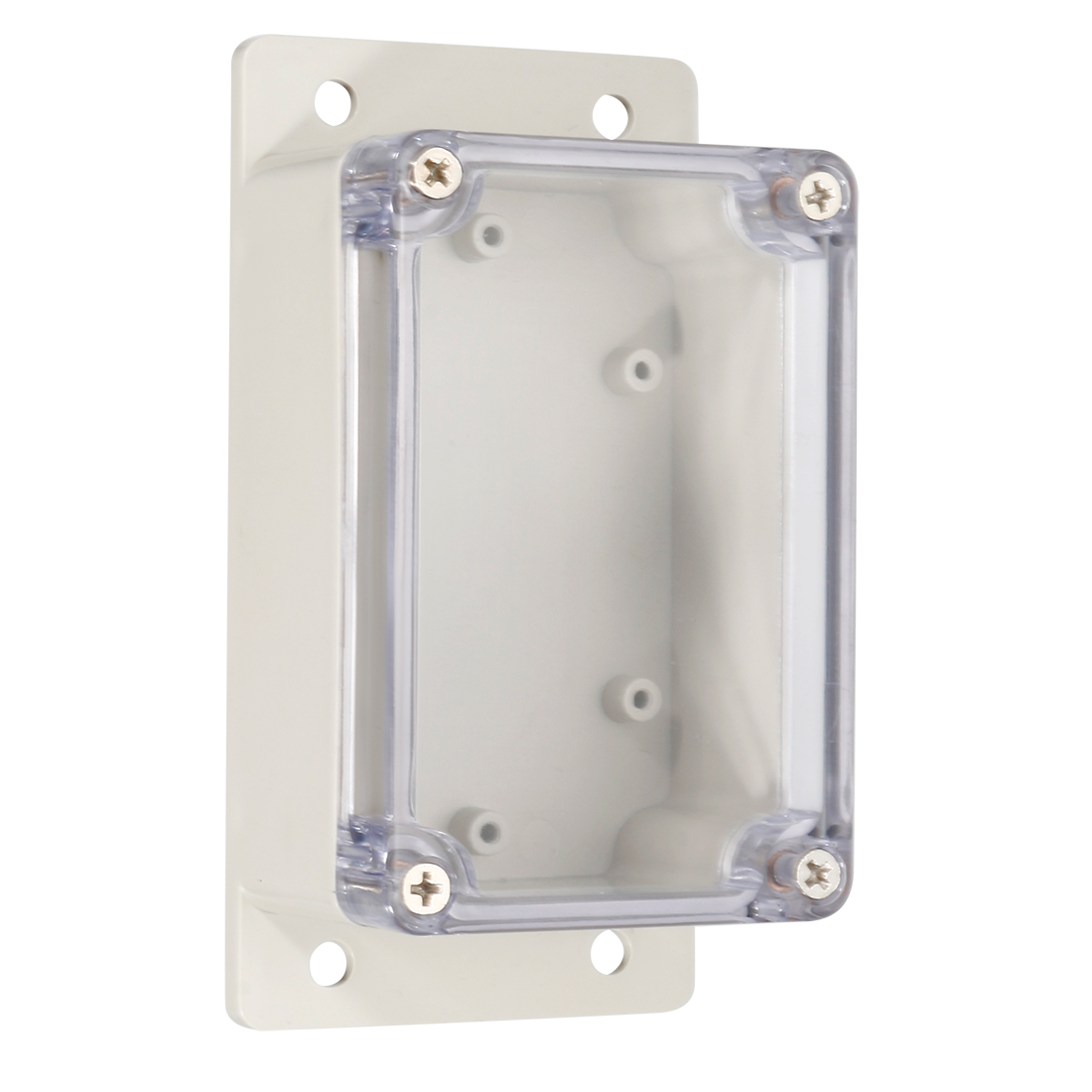 thumbnail 5 - Various Sizes Electronic ABS Plastic DIY Junction Box Enclosure Case with Cover