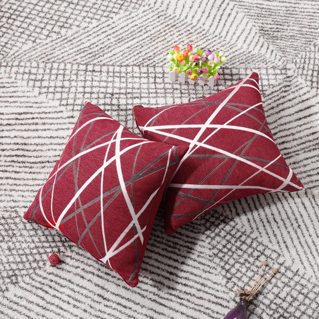 Decoration-Pillow-Covers-Cotton-Linen-Throw-Pillow-Case-Cushion-Cover thumbnail 50