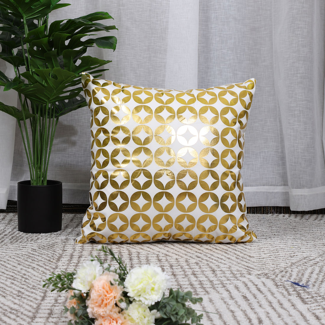 Decoration-Pillow-Covers-Cotton-Linen-Throw-Pillow-Case-Cushion-Cover thumbnail 27